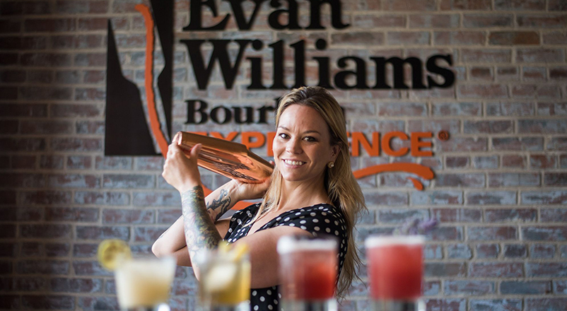 51eff2bccf1 Evan Williams Bourbon Experience Opens ON3 read more